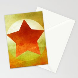 Star Composition VI Stationery Cards