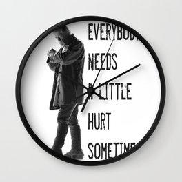 War Doctor Wall Clock