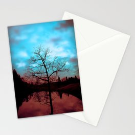 Good & Evil Stationery Cards