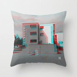 Bauhaus · Das Bauhaus 2 Throw Pillow