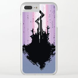 Towerfall Clear iPhone Case