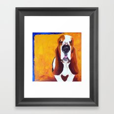 Norman Framed Art Print