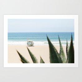 Manhattan Beach California Art Print