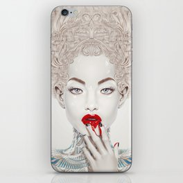 """Porcelain"" iPhone Skin"