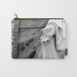Statue Hand Carry-All Pouch