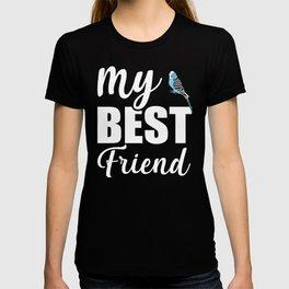 My Best Friend Is A Budgie T-shirt