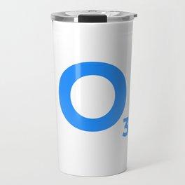 Official O3 Logo Design Travel Mug