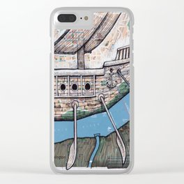 CINCINATTI, OHIO Clear iPhone Case