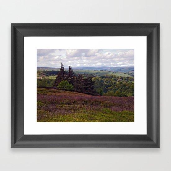 Nidderdale Framed Art Print
