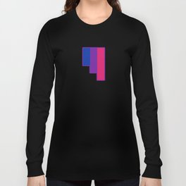 Bisexual and Biromantic Long Sleeve T-shirt
