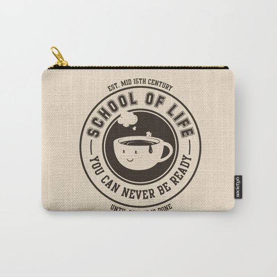 School of Life Carry-All Pouch