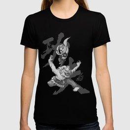 KungFu Zodiac - Tiger and Rabbit T-shirt