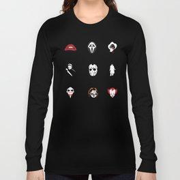 Horror Legends Long Sleeve T-shirt