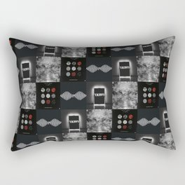 TOP Blurryface AM Poster Rectangular Pillow