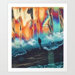 Crystalspace Art Print