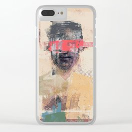 The villain Clear iPhone Case