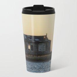 Waterfront Property Travel Mug
