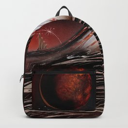 Gold City Backpack