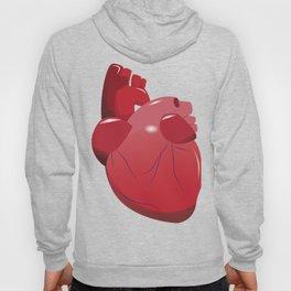 Human Heart Hoody