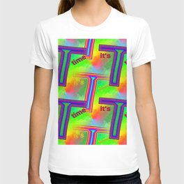 T - pattern 3 T-shirt
