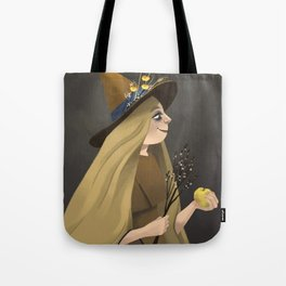 A Witchy Picture Day Tote Bag