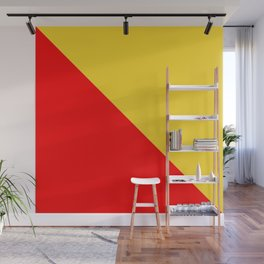 flag of palermo Wall Mural