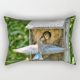Dinnertime Rectangular Pillow