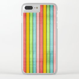 pattern 82 Clear iPhone Case