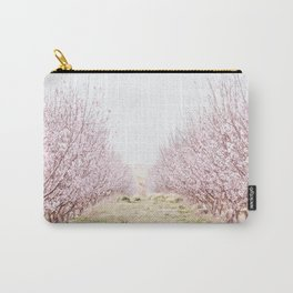 Peach Orchard 2 Carry-All Pouch