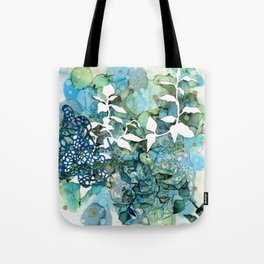 Beauty Of Chaos 1 Tote Bag