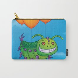 Impatient Caterpillar Carry-All Pouch