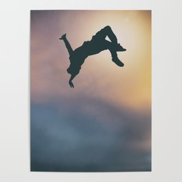 Catching Air Poster