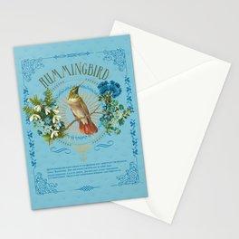 Magic Birds - Hummingbird Stationery Cards