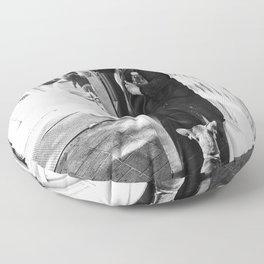 Daily life Floor Pillow