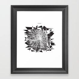 It's Loud! Framed Art Print