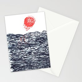 Sea Picture No. 5 Stationery Cards