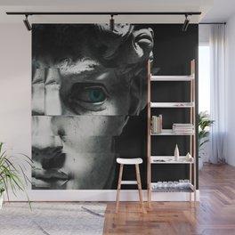 David's eye Wall Mural