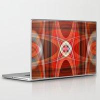 221b Laptop & iPad Skins featuring polar 221B by Matthias Hennig