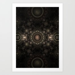 Summoner Series // Cavern of the Stolen Fayth Art Print