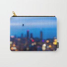 Spider behind the window Carry-All Pouch
