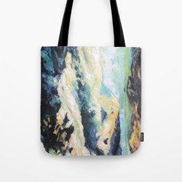 oneonta gorge, Oregon Tote Bag