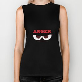 Anger Biker Tank