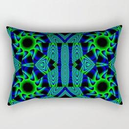 Sun Morph Rectangular Pillow