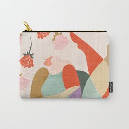 Buying myself flowers Carry-All Pouch