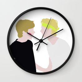 Evak - Neon Party Wall Clock