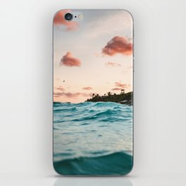 Tulum, Mexico #society6 #decor #buyart iPhone Skin