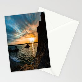 Simple Sunday - Pirates Cove Stationery Cards