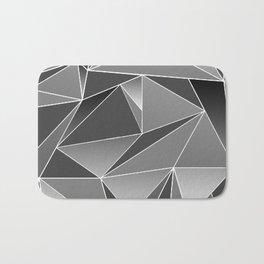 Triangles Bath Mat