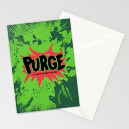 purge Stationery Cards