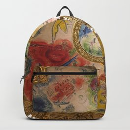 Opera Garnier Paris Backpack